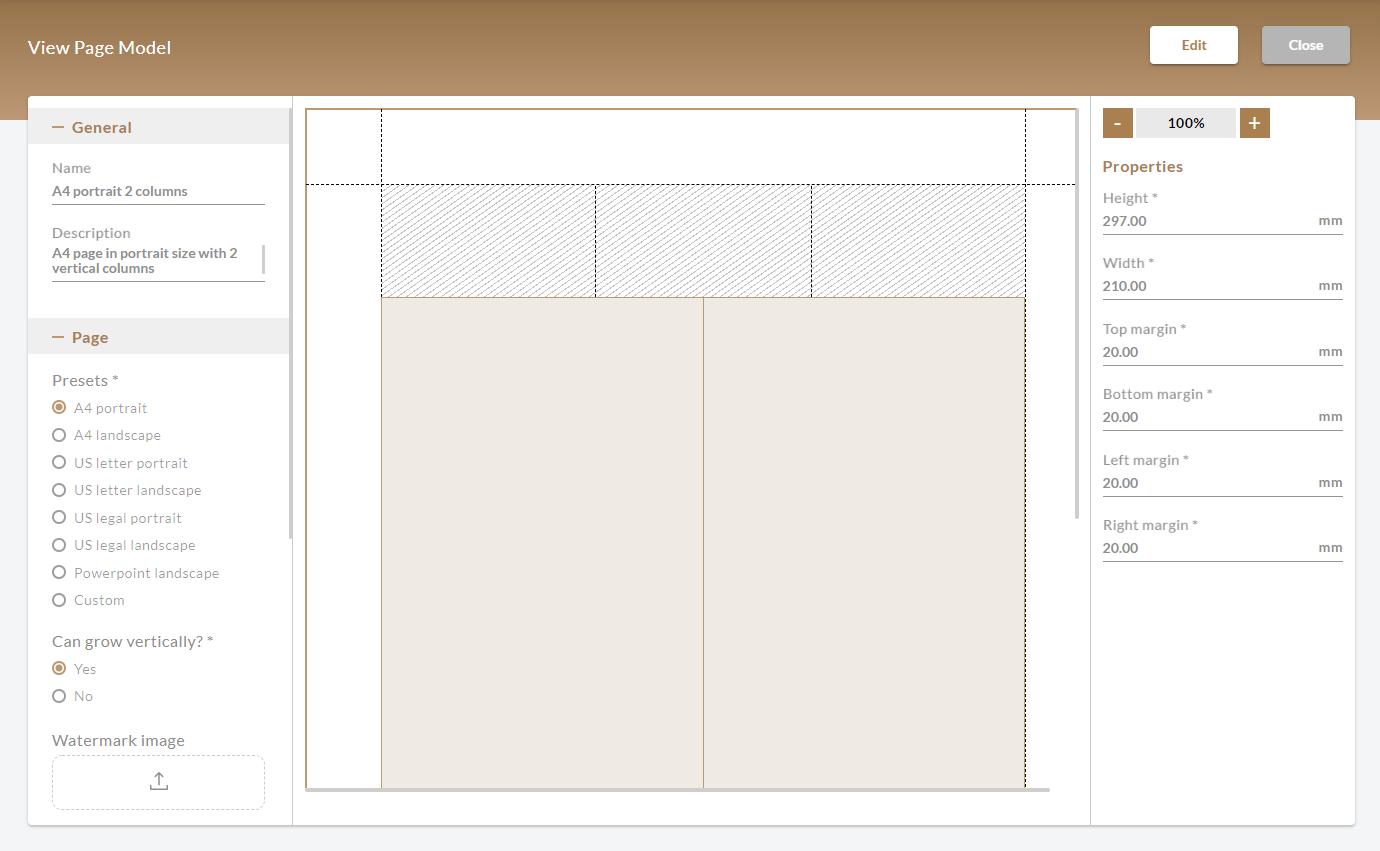 Business_Report_Designer_Page_Model_Etape1